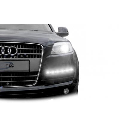 Luci diurne LED Audi Q7 V12 - Retrofit kit