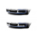 Set luci diurne LED (DRL) - Audi S6 4F