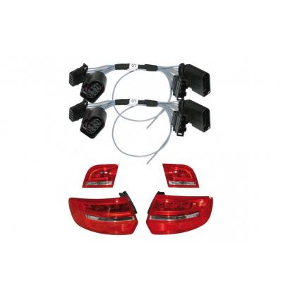 Set cavi fari posteriori LED Facelift - Audi A3 8PA Sportback