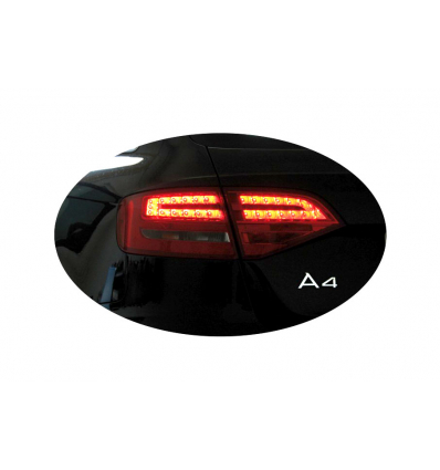 Set cavi + coding dongle fari posteriori LED - Audi A4 8K Avant