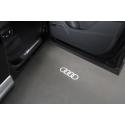 Set luci LED ingresso porta - Audi logo
