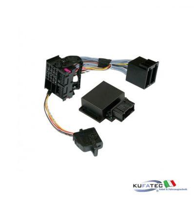 RNS-E CAN-Bus Interface/Simulator per veicoli senza CAN-Bus