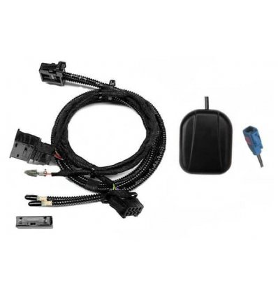Adapter Navigazione DVD - Audi Q7 4L con MMI High 2G + GPS Antenna