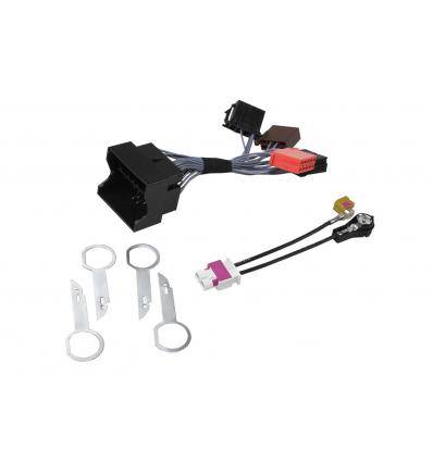 Set da RNS-E a Radio Adapter + FM Adapter + Chiavette d'estrazione - Audi