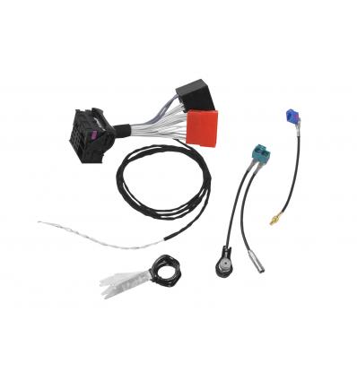 Set da RNS-D a RNS-E Adapter + FM Adapter + Chiavette d'estrazione - Audi