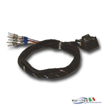 Park Pilot - Rear Control Unit Harness - VW Golf 5, Jetta