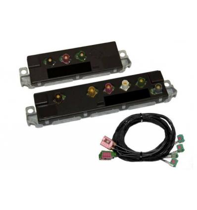 TV Antenna module - Retrofit kit - Audi A4 8K - MMI 3G