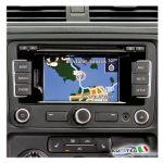 "Radio Navigation System RNS-315, display touch 5"" incl. Bluetooth - Retrofit - Volkswagen"