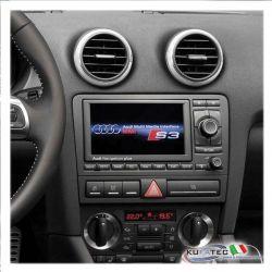 Audi Navigation RNS-E model year 2004 - Retrofit - Audi A3 8P