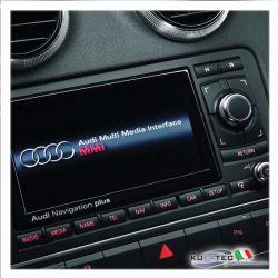 Audi Navigation RNS-E Chrome model year 2010 - Retrofit - Audi A3 8P