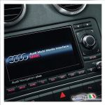 Audi Navigation RNS-E Chrome model year 2010 - Retrofit - Audi A3 8P