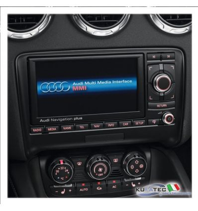 Audi Navigation RNS-E Chrome - Retrofit - Audi TT 8J