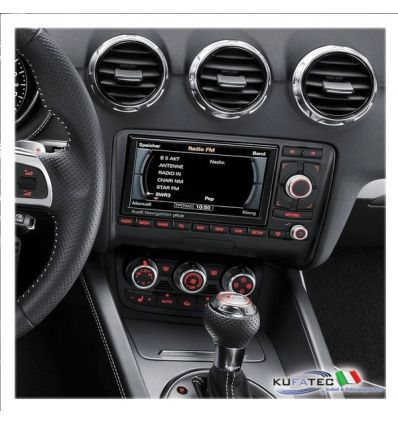 Audi Navigation RNS-E Chrome model year 2010 - Retrofit - Audi TT 8J