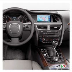 Audi Infotainment MMI High 2G, incl. Navigation DVD - Retrofit - Audi A4 8K A5 8T con MMI 2G Navigation Basic Plus
