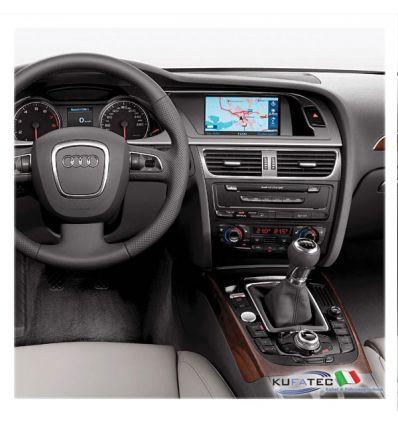 Audi Infotainment MMI High 2G, incl. Navigation DVD - Retrofit - Audi A4 8K A5 8T con MMI 2G Navigation Basic Plus