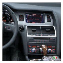 Audi Infotainment MMI High 2G, incl. Navigation DVD - Retrofit - Audi Q7 4L con MMI Basic (8DN)