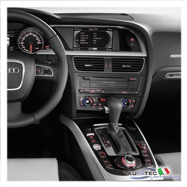 audi infotainment mmi high 3g incl navigation hdd. Black Bedroom Furniture Sets. Home Design Ideas