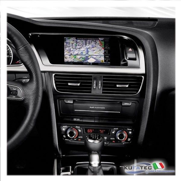 audi infotainment mmi high 3g incl navigation hdd retrofit audi a4 8k a5 8t con navigation. Black Bedroom Furniture Sets. Home Design Ideas