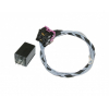 Freccia comfort, 1 tocco 3 segnali - Retrofit kit - Audi, VW