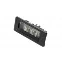 Luce targa LED, originale VW - 3AF 943 021
