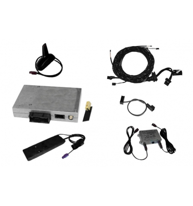 Vivavoce mani libere Bluetooth, incl. predisp. basetta - Retrofit kit - Audi A4 8K