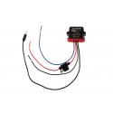 "Ricevitore Bluetooth A2DP jack 3.5"", 12 volt - Ampire BTR200"