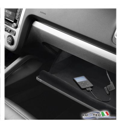 VW MEDIA-IN/MDI Interface - Glove Box - Retrofit