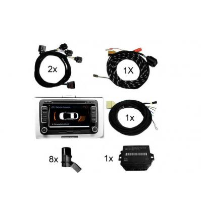 Park pilot anteriore & posteriore incl. OPS - Retrofit Kit - VW CC