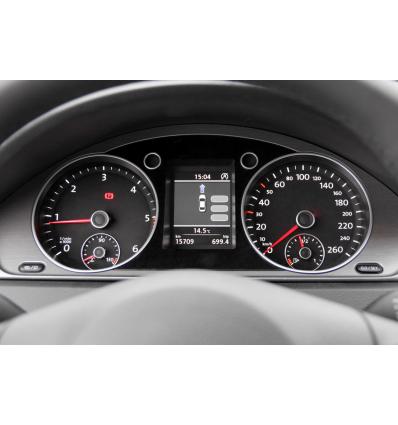 Park Assist, incl. Park pilot anteriore & posteriore - Retrofit Kit - VW Touran 1T3