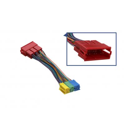 Adapter Mini ISO separabile - Audi