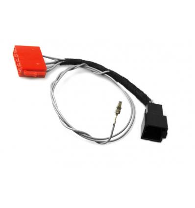 Adapter CD Changer da Mini ISO a ISO - Audi, VW