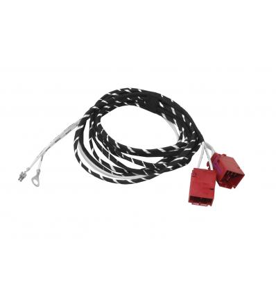 Set cavi sedili regolazione elettriche e lombare - Audi A4 8K, A5 8T, Q5 8R