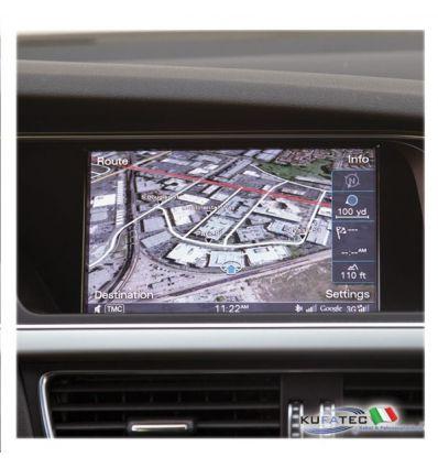 "Sistema veicolare Bluetooth ""Online"" - Upgrade - Audi A4 8K A5 8T Q5 8R Facelift con MMI 3G+ High"