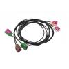 Set cavi TV antenna module - VW Touareg 7P