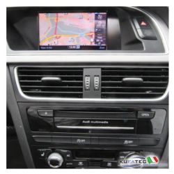 Audi Infotainment MMI Basic-Plus 3G+, incl. Navigation DVD - Retrofit - Audi A4 8K A5 8T Facelift