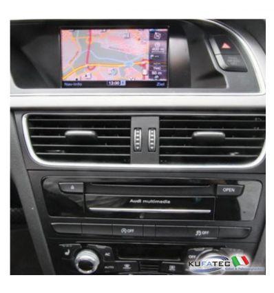 Audi Infotainment MMI Basic-Plus 3G+, incl. Navigation DVD - Retrofit - Audi A4 8K A5 8T Facelift