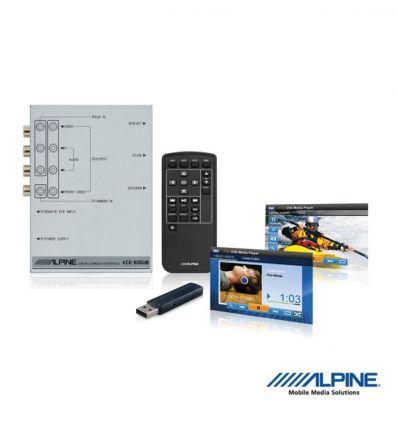 Alpine KCE-635UB Interfaccia USB Audio Video
