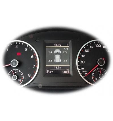 Tire Pressure Monitoring System (TPMS) - Retrofit kit - VW Tiguan 5N Facelift