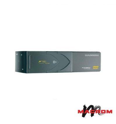 DVD-Changer M-DVD61CH 6 disc - Macrom