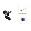 Kit di riparazione connettore 26 pin 7L6 972 726 per VW Audi Seat Skoda RNS 510