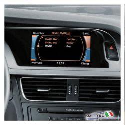 DAB / DAB+ Digital Radio - Retrofit - Audi A5 8T