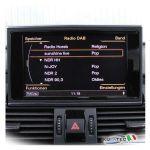 DAB / DAB+ Digital Radio - Retrofit - Audi A6 4G con MMI 3G+