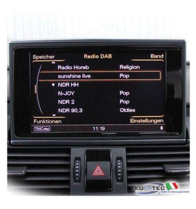 DAB / DAB+ Digital Radio - Retrofit - Audi A7 4G con MMI 3G+