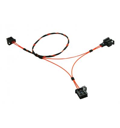 Giunzione a Y in fibra ottica - MOST - Plug & Play