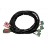 33906-2 - Set cavi moduli antenna TV - Audi A6 4F con MMI 3G