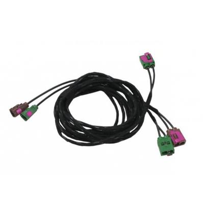 36158 - Set cavi moduli antenna TV - Audi A4 B6/8E & A4 B7/8E