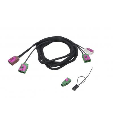 36844 - Set cavi moduli antenna TV - Audi Q5 8R