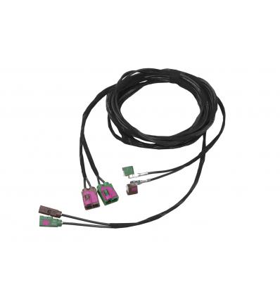37809 - Set cavi moduli antenna TV - Audi A3 8P