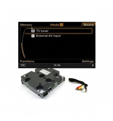 Ricezione TV - Retrofit kit - Audi Q3 8U con MMI 3G