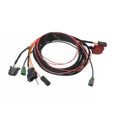 Set cavi ricezione TV - Audi A6 4F con MMI 2G